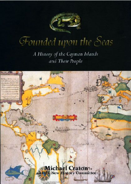 Launch of Cayman Islands History Book