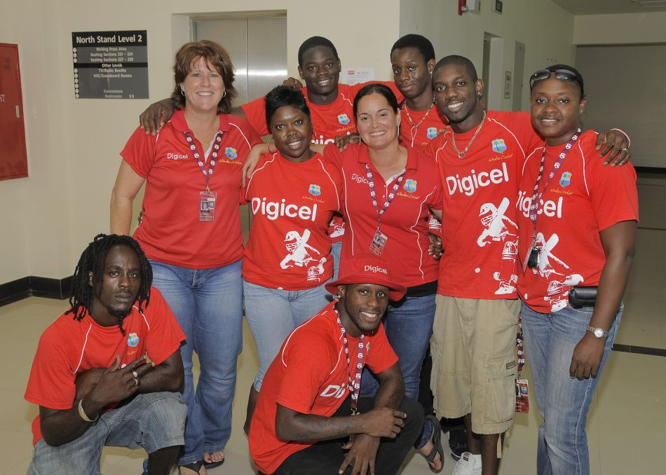 Digicel West Indies Home Series 2005 - 2012
