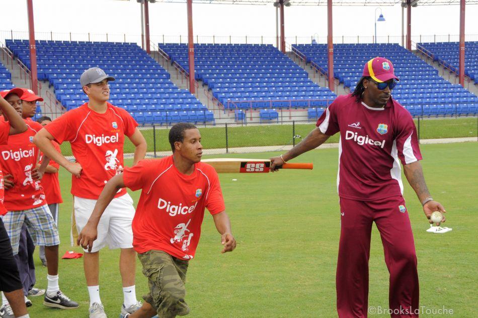 Digicel West Indies Home Series 2005 - 2012
